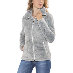 Meru Kurgan Fleece Jacket Women light grey